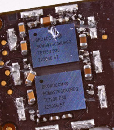 Impact damaged iPAD mini repair, iPAD Air repair