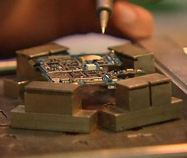 motherboard High Level repair soldering reballing GPU replacement Alienware gaming laptop repair