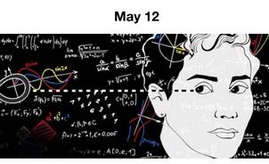 May 12: Tribute to Maryam Mirzakhani