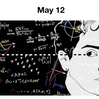 May 12: Tribute to Maryam Mirzakhani