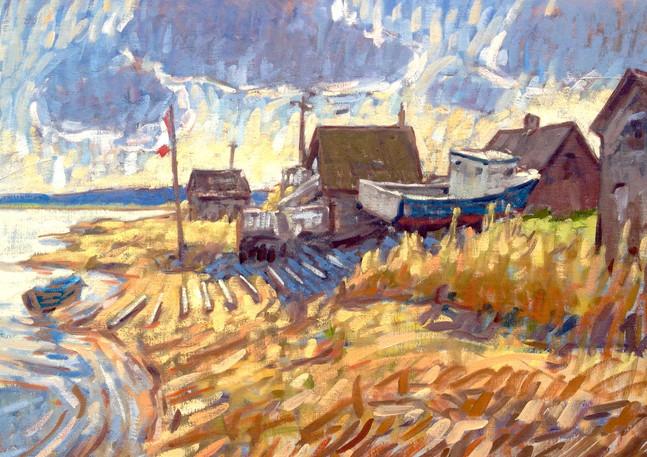 Tim McGuire, Fisherman's Blues