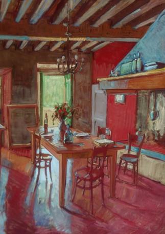 Tuscany Dining Room