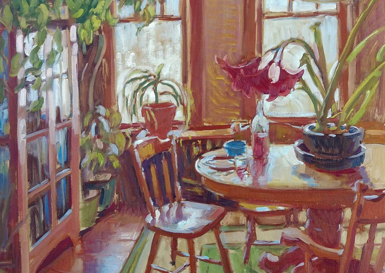 Maureen's House