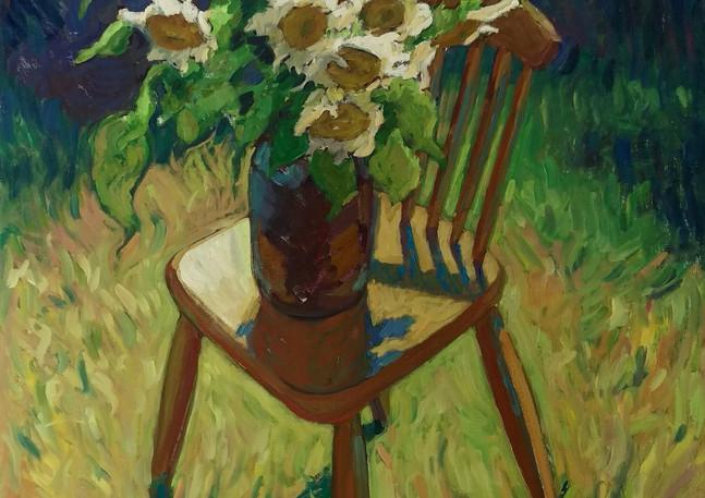 Sunflowers on Chair 80x100cm 2020.jpg
