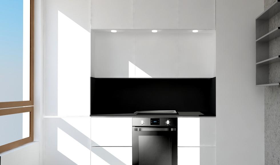 styl minimalistyczny | kuchnia