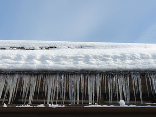 How to Handle Ice Dams on Your Roof