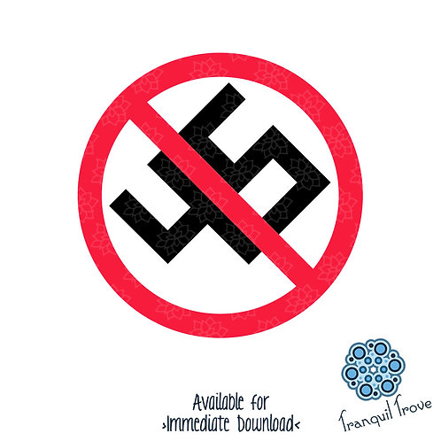 Trump Nazi Prohibited