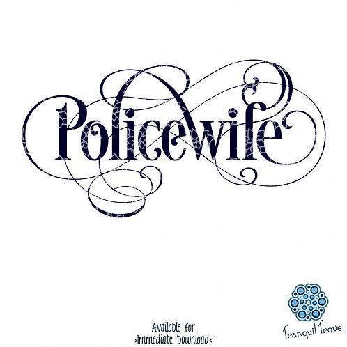 Policewife