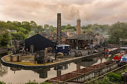 View of Black Country Museum