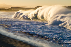 Morning Swell, Baja Sur, Mexico