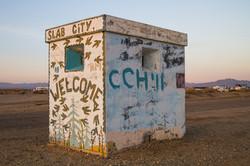 Slab City, CA, USA
