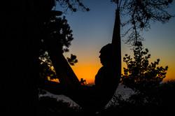 Day's end, Big Sur, California, USA