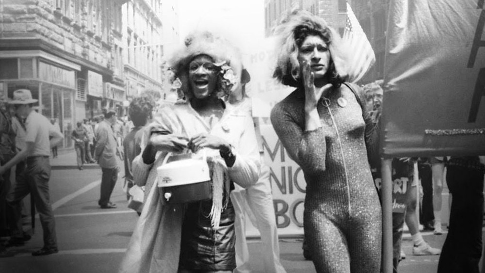 Marsha P Johnson and Sylvia Rivera, leaders of the Stonewall Riot