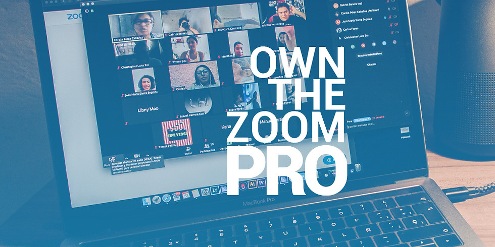 OWN THE ZOOM PRO