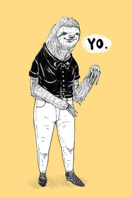 Cool Sloth