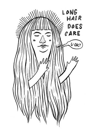 Long Hair Does Care