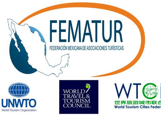 ACTIVIDADES DE FEMATUR EN EL ÁMBITO INTERNACIONAL