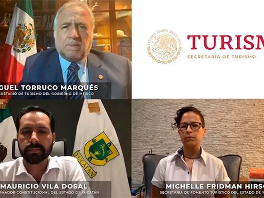 Tianguis Turístico en Mérida se llevará a cabo en 2021
