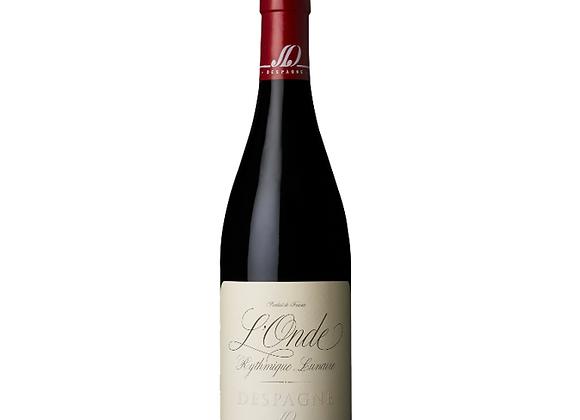 Rode wijn l Famille Despagne - l'Onde (Frankrijk - Bordeaux)
