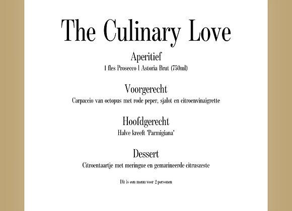 Menu l The Culinary Love
