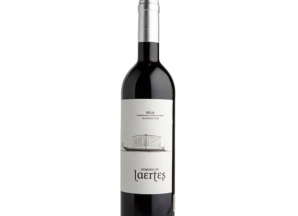 Rode wijn l Bodegas Dominio de laertes (Spanje - Rioja)