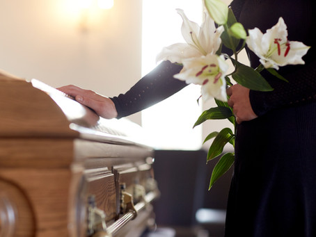 You can still continue to give your loved one a proper send-off ...