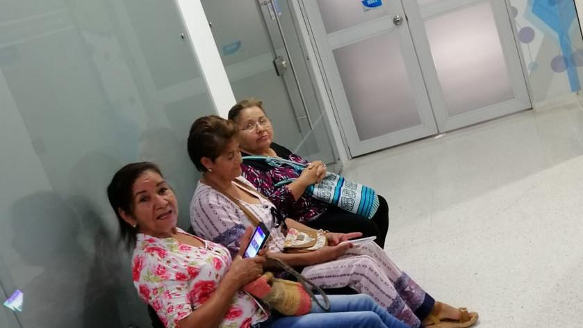 BRIGADA DE MAMOGRAFÍA