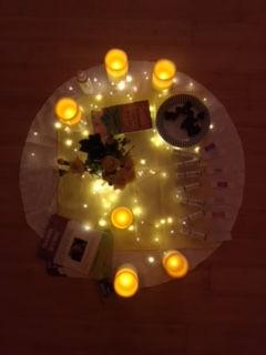 Solar plexus altar.JPG