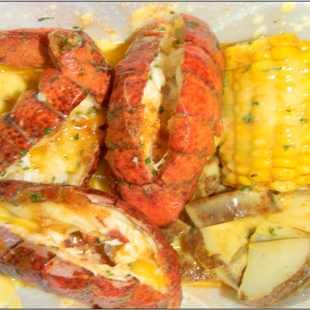 LOBSTER TAIL COMBO