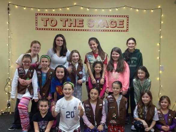 Girl Scout Troop Packages