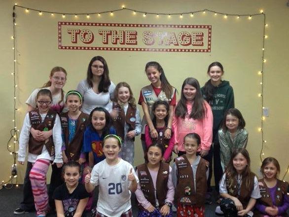 Girl Scout Troop Packages