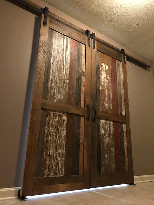 Custom Barn Wood Door