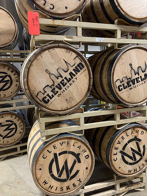 Cleveland Whiskey Barrels