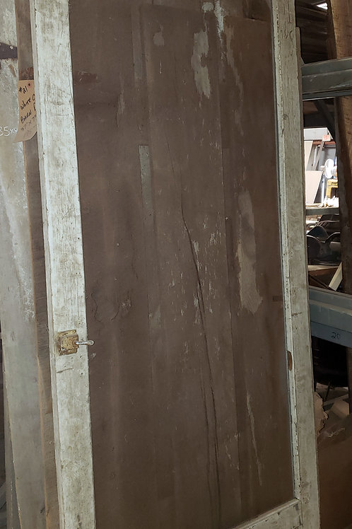 Screen Barn Door