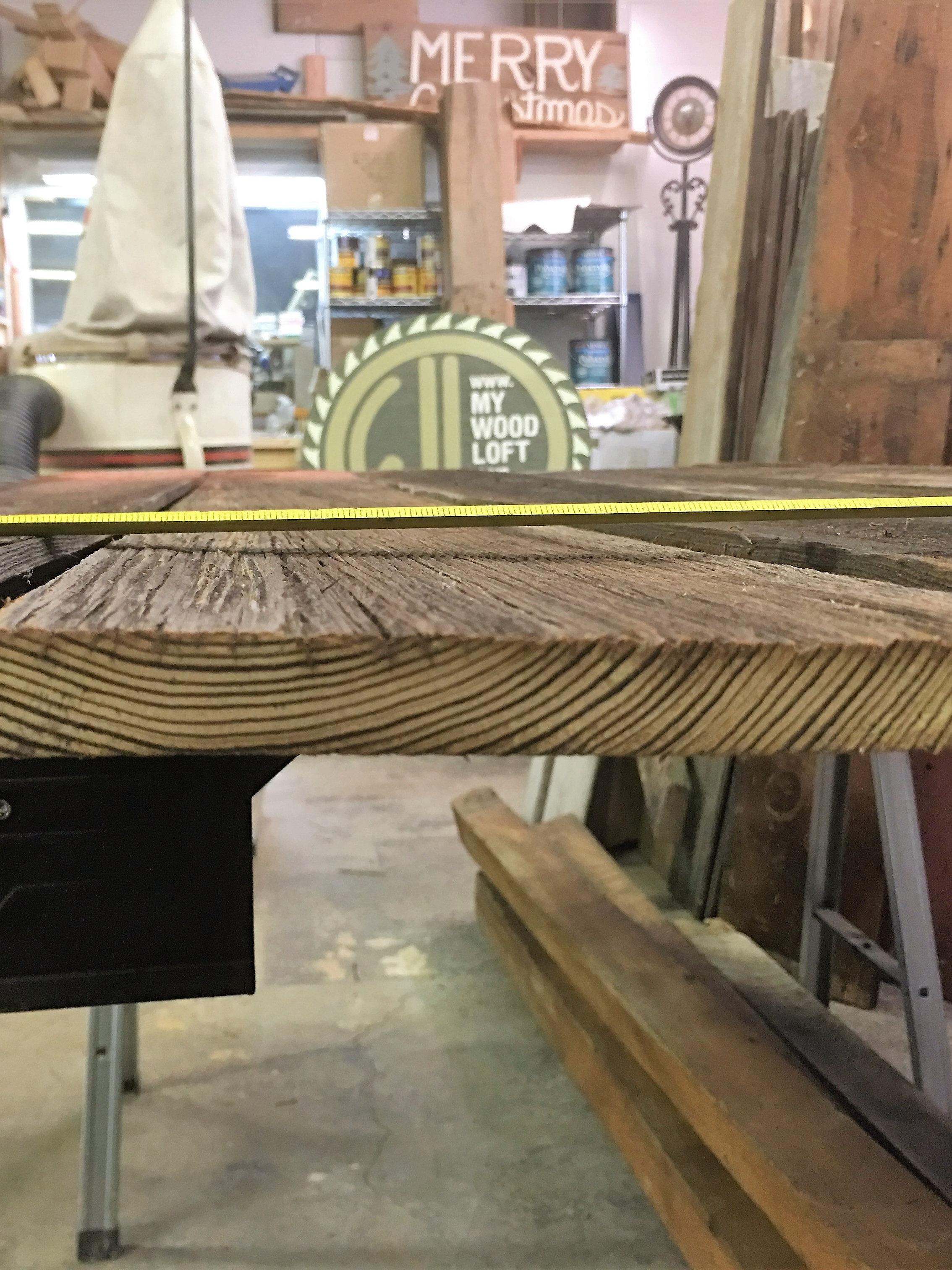 Custom Elyria My Wood Loft