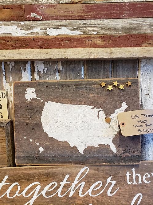 U.S.Travel Map