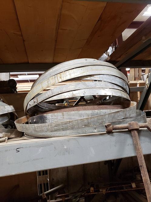 Wine & Bourbon Barrel Metal Hoops