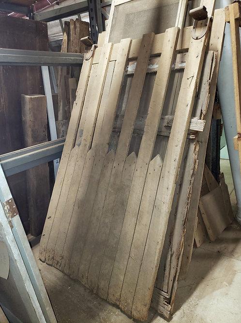 Unique Vintage Barn Door