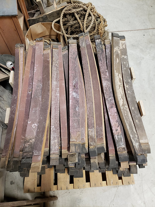 Wine & Bourbon Barrel Staves