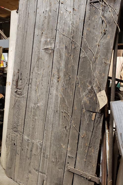 Large Rustic Barn Door