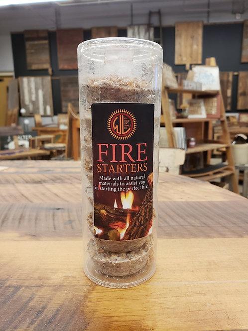 Homemade Fire Starter