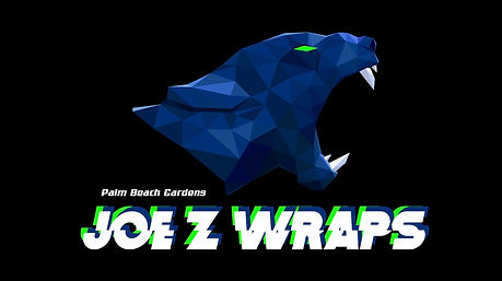 Joe Z Wraps logo