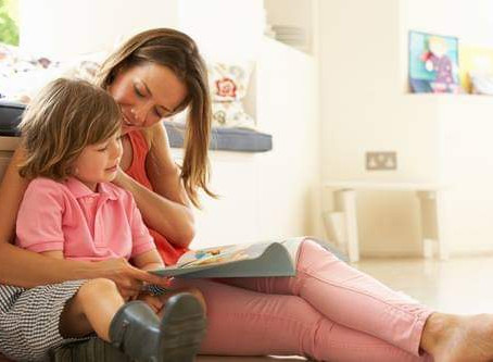 The Benefits of Reading Aloud to Your Child