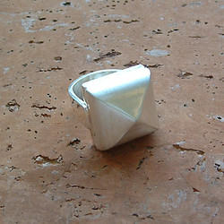 Tent Series Ring