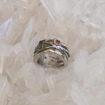 Organic Wrap Ring