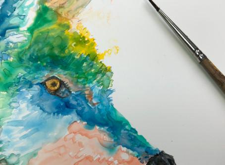 Artist Collaboration with Sheldene Visagie