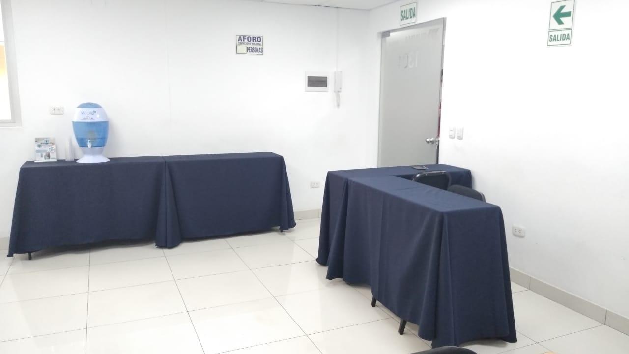 Salas de capacitacion