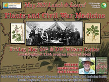Lunch and Learn May 2021 - Civil War Med