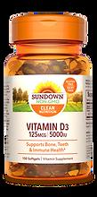 Vitamina D3 125mg - sundown.png