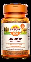Vitamina D3 25mg - sundown.png